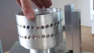 getlinkyoutube.com-Tentativo Motore Magnetico // :-) // Motor Magnetic