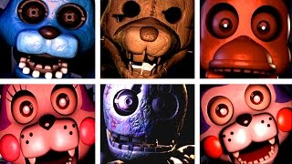 getlinkyoutube.com-Five Nights at Candy's ALL JUMPSCARES