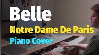getlinkyoutube.com-Belle - Notre Dame De Paris (Riccardo Cocciante) - Piano Cover