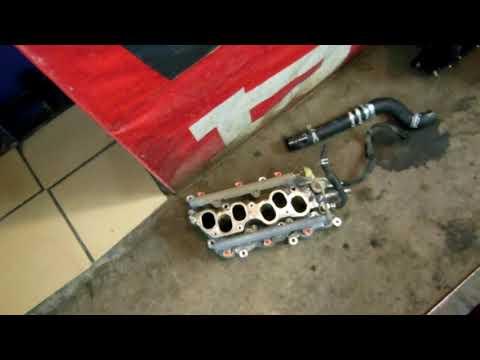 Lexus RX-300 ошибка P0330 датчик детонации (Омск)