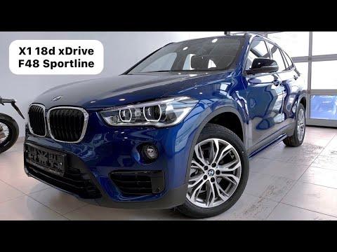 ? BMW X1 F48 18d xDrive Sportline