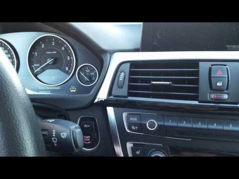 Сервисный режим стеклоочистителей BMW F30