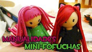 getlinkyoutube.com-MANUALIDADES | Mini-fofuchas