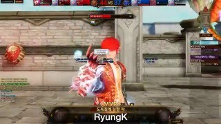 getlinkyoutube.com-KRITIKA PVP 깃발전 3월 13일  2