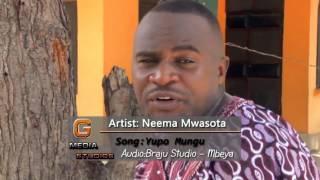 Yupo Mungu || Bony Mwaitege FT. His Wife || Official Video 2017