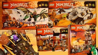 getlinkyoutube.com-LEGO Ninjago 2016 Summer sets pictures - My Thoughts!