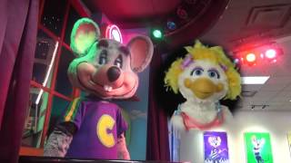 getlinkyoutube.com-Rockin' Robot (Tripod Version) - Chuck E. Cheese's East Orlando
