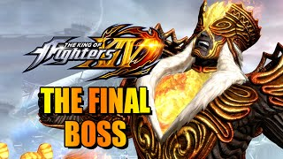 getlinkyoutube.com-THE FINAL BOSS: King Of Fighters 14 Story Mode (Finale)