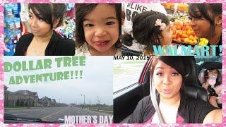 getlinkyoutube.com-DOLLAR TREE ADVENTURE!!! WALMART FUN! FOLLOW  YOUR HUSBAND!!! | MAY 10, 2015 VLOG #3