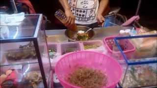 ยำกุ้งเต้น Spicy Shrimp beats