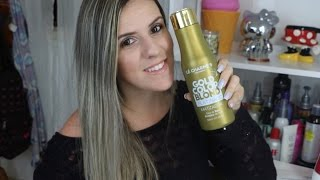 getlinkyoutube.com-Matizador Gold Color Bond - Le Charmes