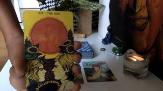 getlinkyoutube.com-Aquarius December 28 to January 3   Tarot Reading 2016