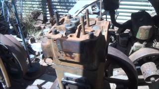 getlinkyoutube.com-Lister engine recovery part 4 Reassemble plus 1st startup