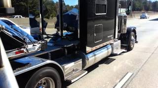 getlinkyoutube.com-Large Car OTR/Black Peterbilt w/ Mercer.. like and leave comment