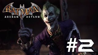 getlinkyoutube.com-Batman Arkham Asylum: Story Mode Playthrough Ep. 2 - Joker TV