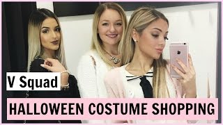 getlinkyoutube.com-Shopping for halloween costumes! V squad
