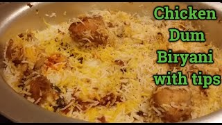 getlinkyoutube.com-Chicken Dum Biryani Kacchi style(Excellent, Original & Authentic Hyderabadi Restaurant style)