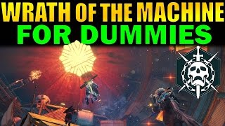 getlinkyoutube.com-Destiny: Wrath of the Machine FOR DUMMIES! | Complete Raid Guide and Walkthrough