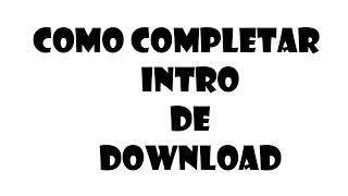 getlinkyoutube.com-Como colocar seu nome na intro de Download