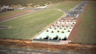 getlinkyoutube.com-Tamale Airport Expansion (Ghana) - Construction Methodology