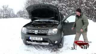 getlinkyoutube.com-Dacia Duster 1,5l dCi 4x4 explicit video 1 of 3