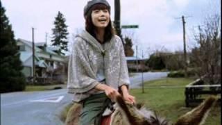 getlinkyoutube.com-宮崎あおい CM 「ロバ」篇 アースミュージック&エコロジー