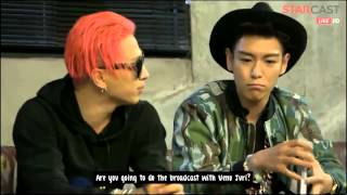 getlinkyoutube.com-ENG SUB BIGBANG COUNTDOWN Naver Starcast Live Part 1