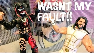 getlinkyoutube.com-WWE ACTION INSIDER: Finn Balor MATTEL Elite 46 Wrestling Figure Review!