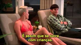 getlinkyoutube.com-Two And A Half Men - You Know What The Lollipop Is For [HD] [Parte 2/5] Legendado