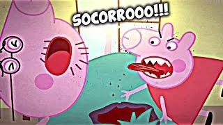 getlinkyoutube.com-NO APTO PARA NIÑOS!!! / PEPPA PIG AND THE BACON PARODY /ZYBRON