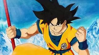 Drawing Goku NEW MOVIE Style!