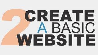 getlinkyoutube.com-Learn the Basics: Create a Basic Website Using HTML5 - Part 2