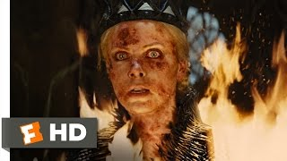 getlinkyoutube.com-Snow White and the Huntsman (10/10) Movie CLIP - You Cannot Defeat Me (2012) HD