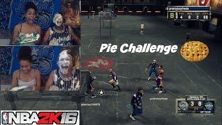 getlinkyoutube.com-NBA 2K16  Pies in the face!!! Mypark Challenge!!! haha(Must Watch) - Prettyboyfredo