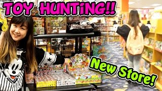 getlinkyoutube.com-TOY HUNTING with Jenny at a New Store! - Blind Bags Score!!