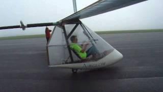 getlinkyoutube.com-Human Powered Flight 50th anniversary at Lasham
