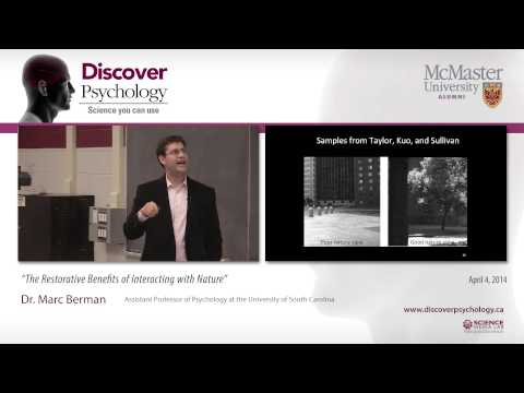Dr. Marc Berman -