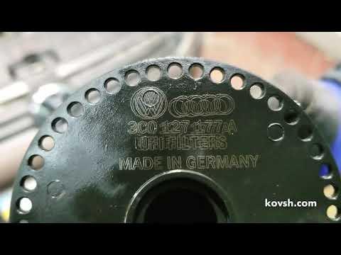 Подделка топл. фильтра для Volkswagen Caddy 1.6d, CAYE, CAYD