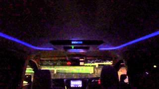 getlinkyoutube.com-新型アルファード ライト 外装 内装 ラウンジモード アルファード 新型