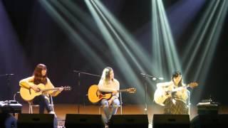 getlinkyoutube.com-3 Female concert in Korea (Sandra Bae, Gabriella Quevedo, Kanaho) - 01