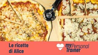 getlinkyoutube.com-Pizza Senza Lievito - Facile e Veloce