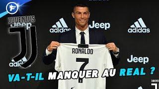 Cristiano Ronaldo explique pourquoi il a signé à la Juve   Revue de presse width=
