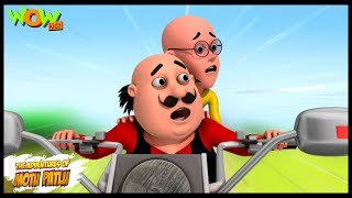 getlinkyoutube.com-Mobike Ride - Motu Patlu in Hindi
