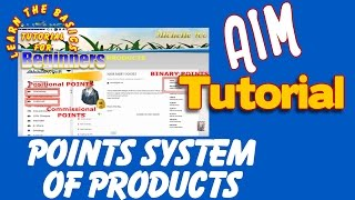 getlinkyoutube.com-POINTS SYSTEM OF PRODUCTS -AIM GLOBAL (TAGALOG)