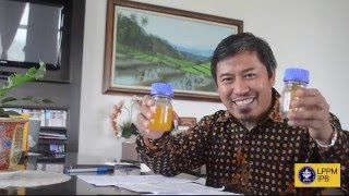 Peneliti IPB - Dr. Sugeng Heri Suseno, S.Pi., M.Si