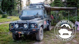 getlinkyoutube.com-Land Rover Defender 110 Rig Walk Around