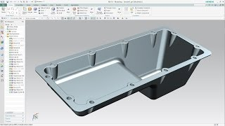 getlinkyoutube.com-SIEMENS NX 10 - PART DESIGN - DRAFT