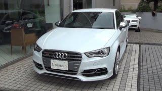 getlinkyoutube.com-アウディ S3 セダン 中古車試乗インプレッション  Audi S3