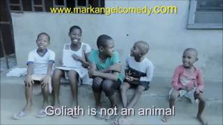 BEST OF EMMANUELLA (Mark Angel Comedy) PART 1
