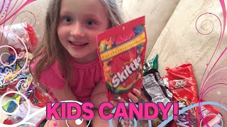 Kids Candy Reviewed - Shopping for kids candy - warheads, gummy bears, and more!
